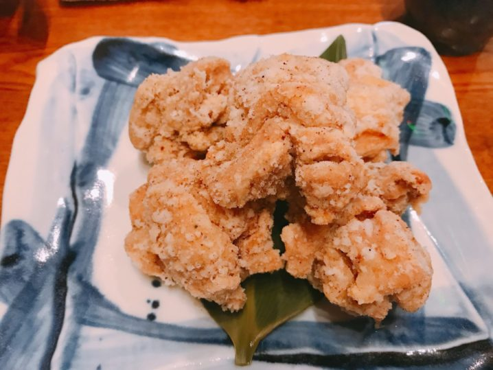 【北千住】超人気店「ここのつ」の唐揚げ定食780円が絶品すぎる!