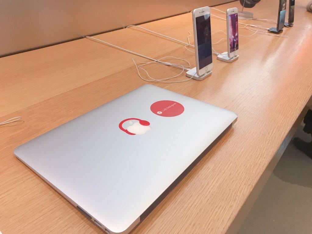 【店員さんに教えてもらった】macbookが充電MAXでも突然落ちる理由