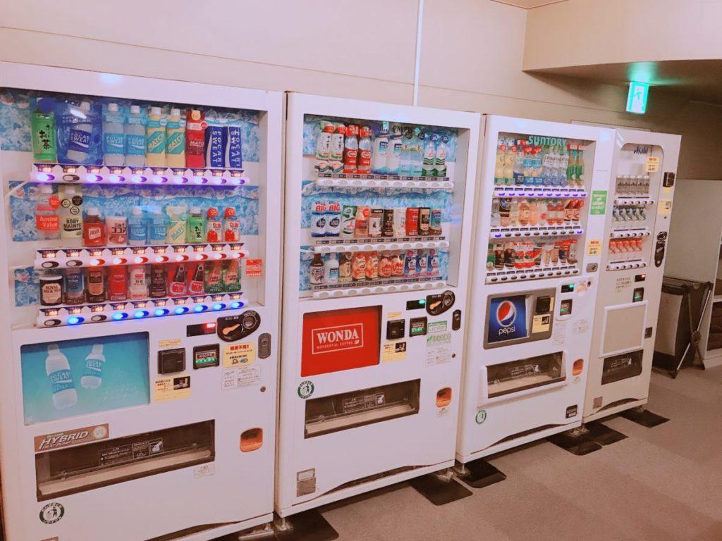 SKY SPA横浜のリラクゼーションスペース