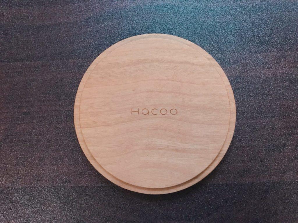 Hacoa製品ならオリジナル刻印もお洒落しかも安い!