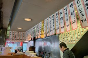 【堀切】わずか4席!哈爾濱(ハルピン)餃子がモチモチで美味しい✨