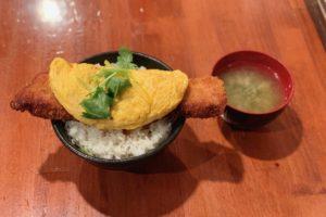 【秋葉原】肉バルさま田の角煮かつ丼ランチが凄すぎる✨