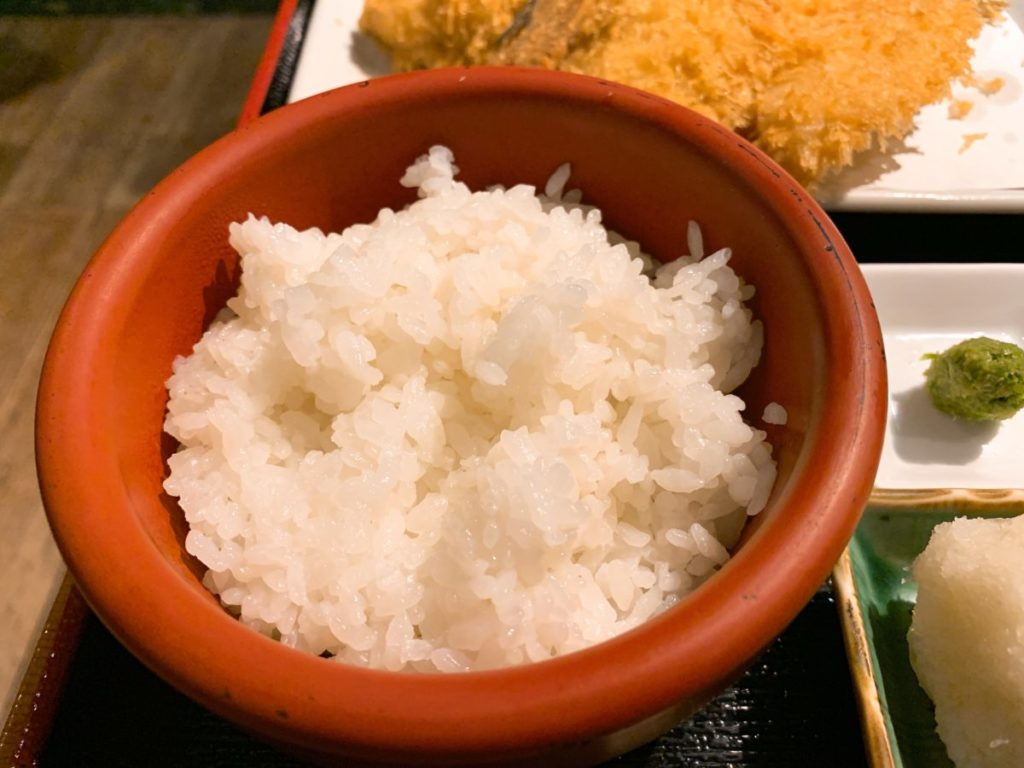 京ばし松輪の白米