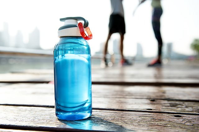 夏場の水分補給用に大活躍!ウォーターボトルならゴミの心配なし✨