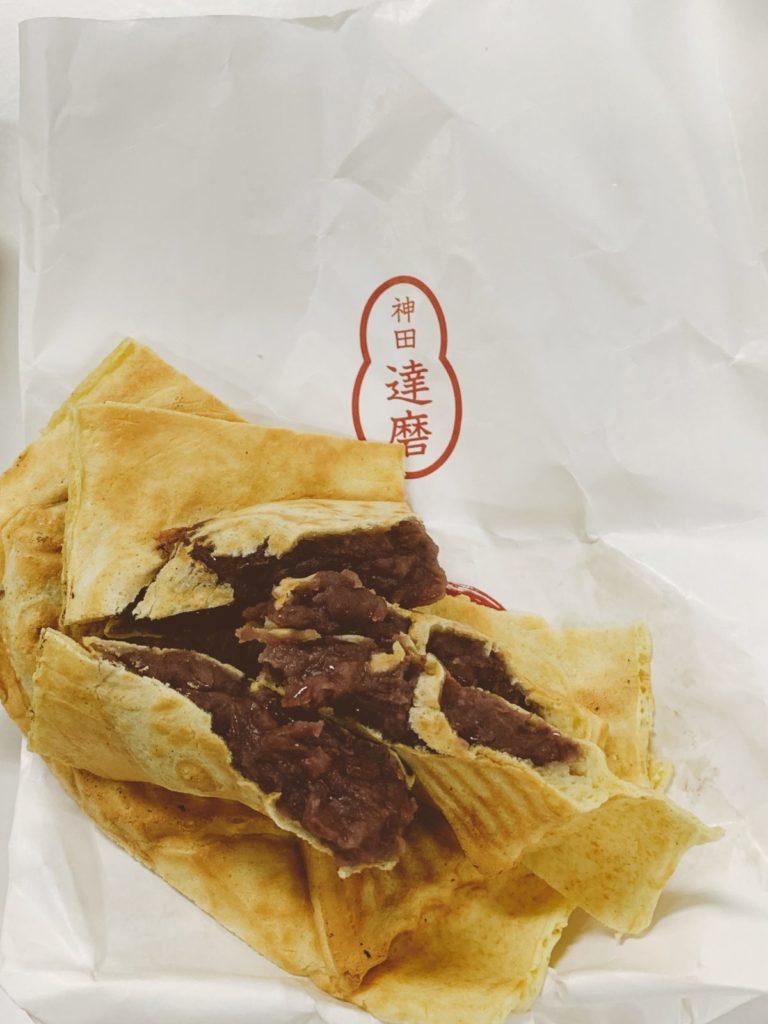 神田達磨のたい焼きの特徴