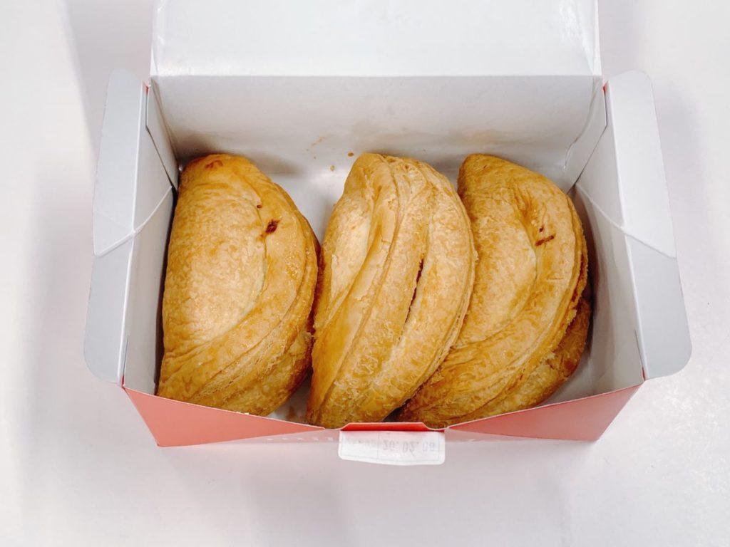 ミレメーレの世界一のアップルパイ399円食べてみた!