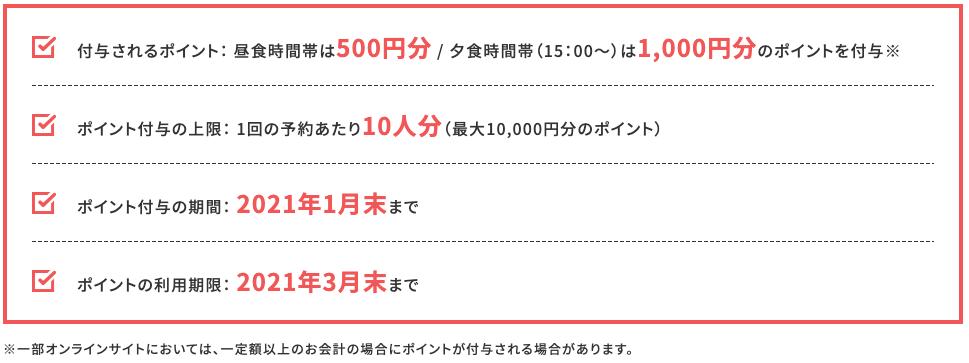2. オンライン飲食予約