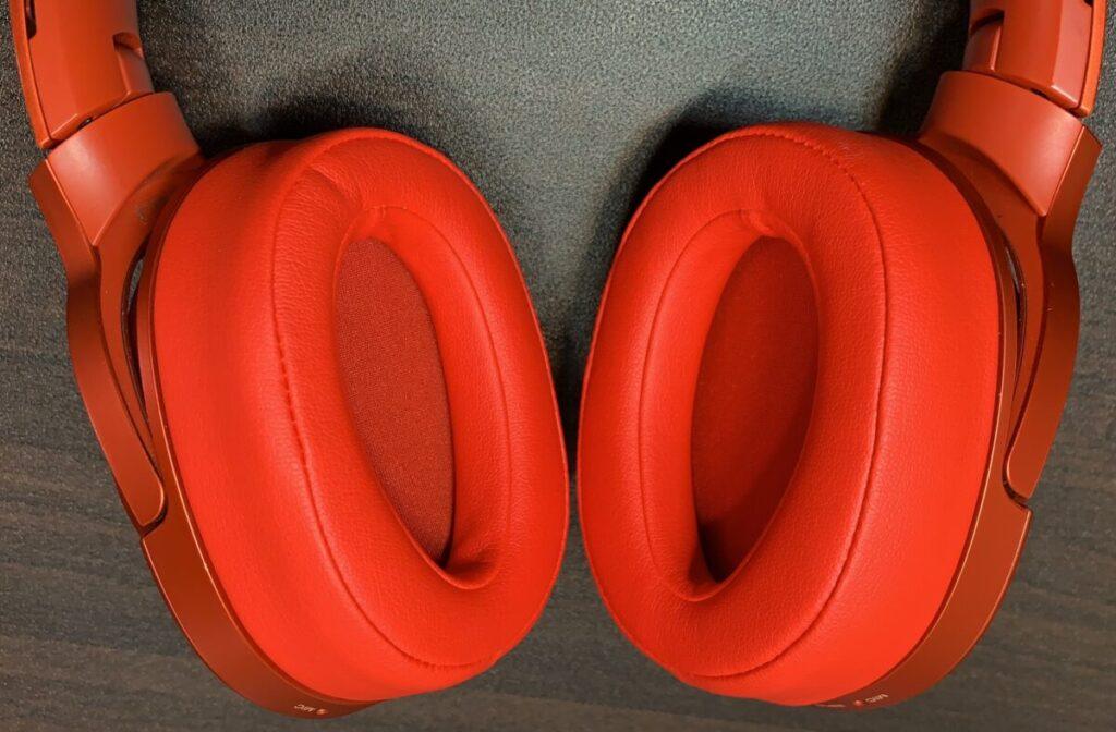h.ear on Wireless NC(MDR100ABN)のイヤーパッドは自分で簡単に交換できる!